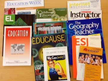 Education Magazines Review: A Quick Review For Busy Teachers