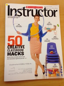 Scholastic Instructor Magazine