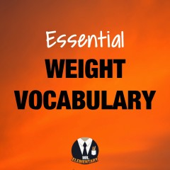 Weight Vocabulary