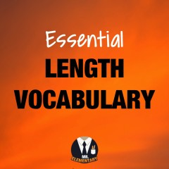 Length Vocabulary