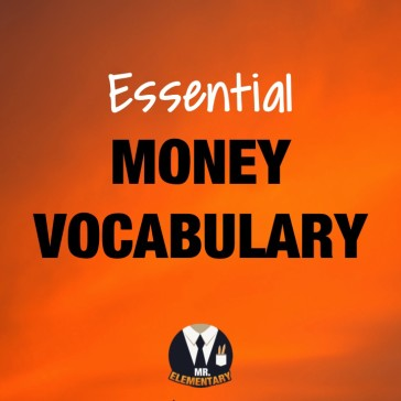 Money Vocabulary